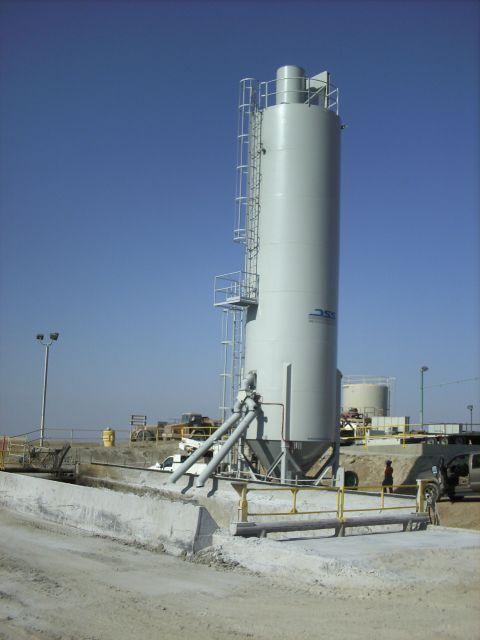 Portable - Positive Feed Silo - 4800c.f.