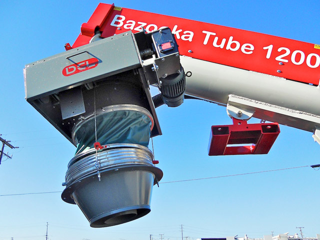 Bazooka Tube Supersax 1200 Transloader