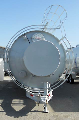 Portable - Positive Feed Silo - 1400c.f. Silo Top