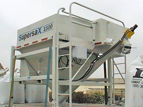 Supersax 1500 Silo