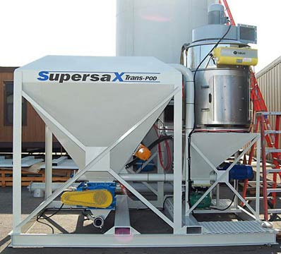 Supersax Silo Trans-Pod