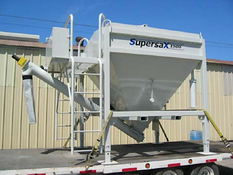 Super Sack Equipment Super Sack Silo Loss Weight