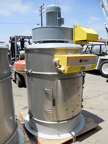 WAM 400 Dust Collector